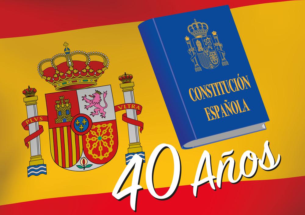 Constitucion Española cumple 40 años
